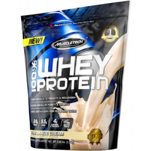 MuscleTech 100% Whey Protein