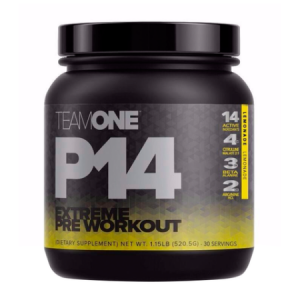 TEAM ONE P14 EXTREME PRE WORKOUT