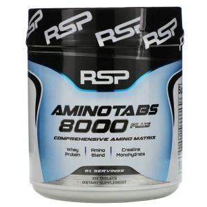 RSP AMINO TABS 8000 PLUS