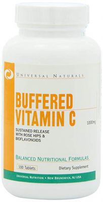 UNIVERSAL BUFFERD VITAMIN C