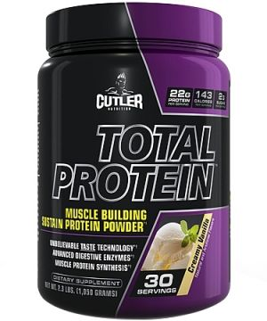 Cutler Total Protein