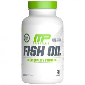 Muscle Pharm fish oil