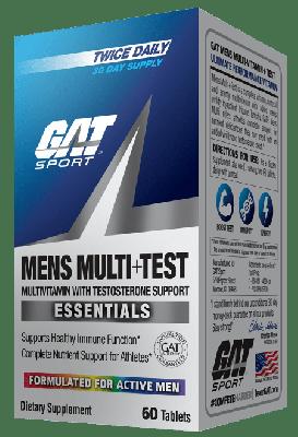 GAT MENS MULTI+TEST