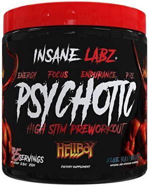 INSANE LABZ-PSYCHOTIC HELLBOY
