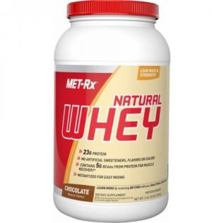 MET-Rx Natural Whey