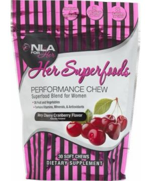 Nla for her Her Superfoods Performance Chew