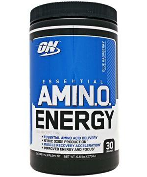 Optimum essential amino energy