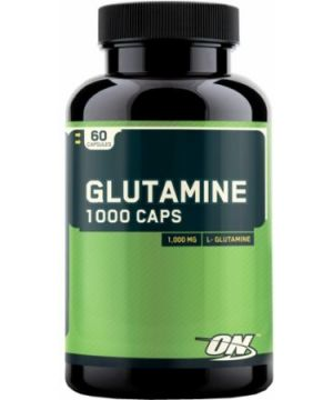 Optimum Glutamine caps