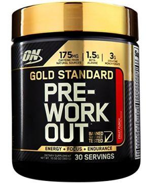 Optimum Gold Standard Pre-Workout
