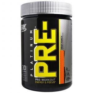 Optimum Platinum PRE-
