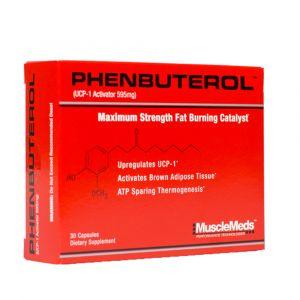 MuscleMeds PHENBUTEROL