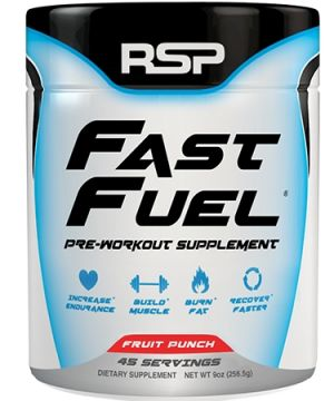 RSP Fast Fuel