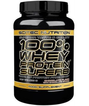 scitec 100% whey protein superb