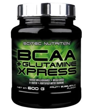 Scitec BCAA + Glutamine Xpress