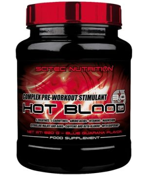 scitec HOT BLOOD 3