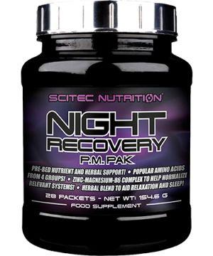 Scitec NIGHT RECOVERY P.M. PAK