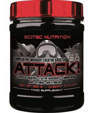 Scitec ATTACK! 2.0